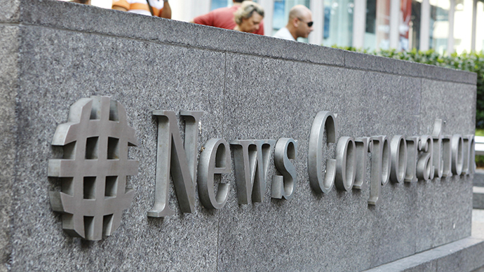 Fired Fox employee kills himself at News Corp HQ, says network 'ruined his life'