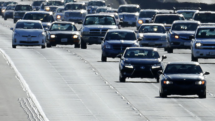Justice Dept spying on millions of US drivers - report