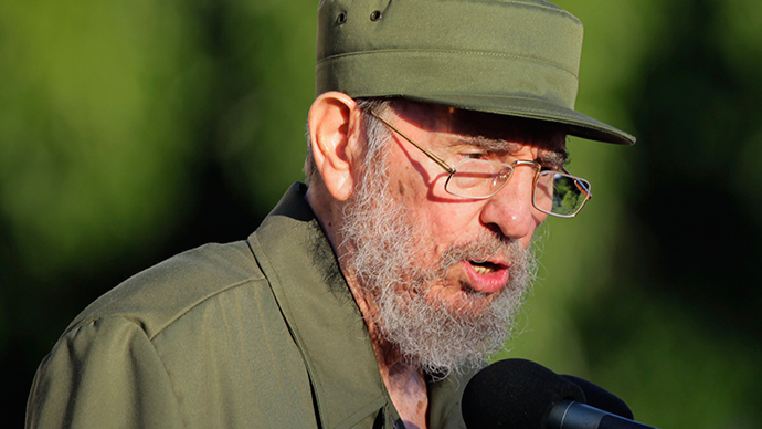 'I don't trust US': Fidel Castro breaks silence on Cuba-America reconciliation