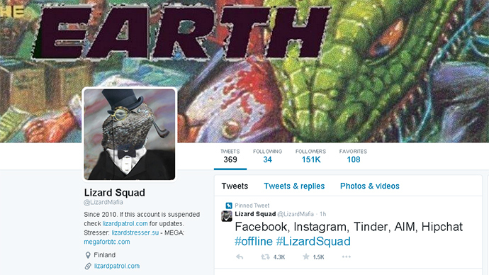 Facebook denies outage due to Lizard Squad hack