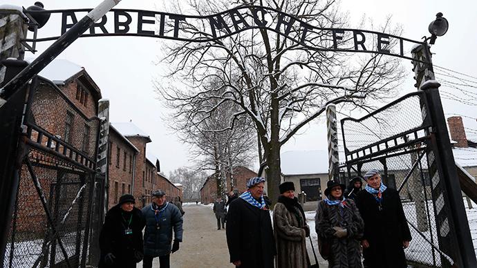 British Jews, politicians & anti-fascists mark 70yrs since Auschwitz liberation