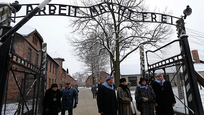 ​British Jews, politicians & anti-fascists mark 70yrs since Auschwitz liberation