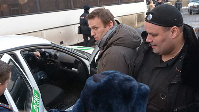 Moscow court upholds house arrest for Navalny