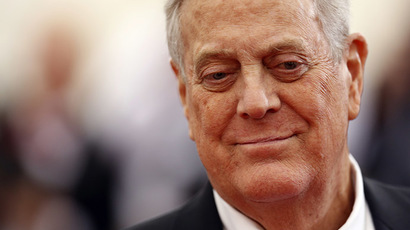 Koch brothers prepared to unleash nearly $1bn leading up to 2016 election