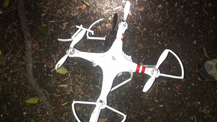 Off-duty drunk federal employee flew drone over White House - report