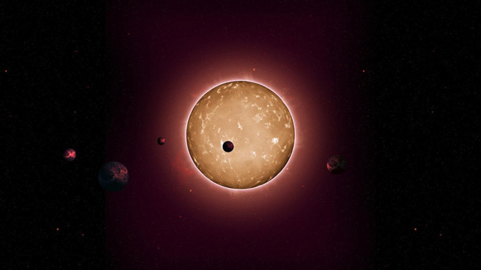 5 sub-Earth-sized planets discovered orbiting ancient sun-like star