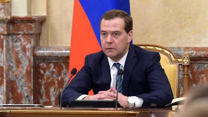Russia's PM signs multibillion dollar anti-crisis plan