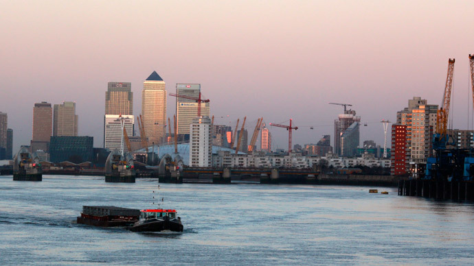 Qatar wins £2.6bn bid to buy London's Canary Wharf