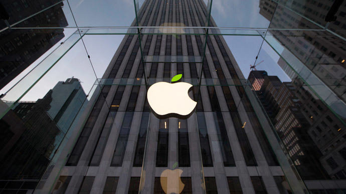 Apple posts biggest quarterly earnings in corporate history