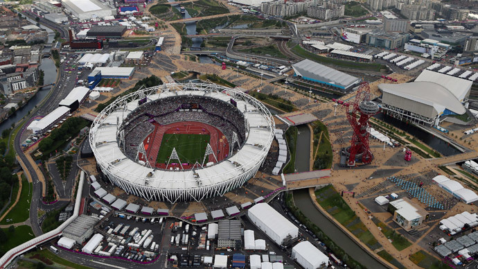 'Olympicopolis': Smithsonian plans new London museum