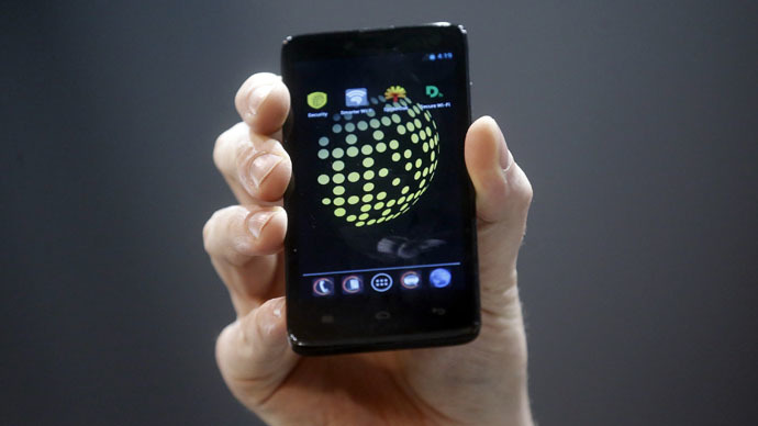 World's most 'NSA-proof' phone vulnerable to simple SMS hack