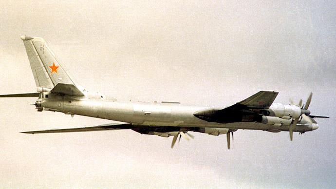 Tu-95MC.(Reuters)