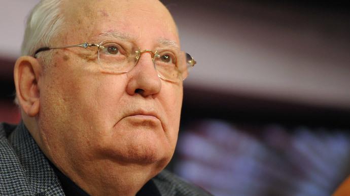 Former Soviet President Mikhail Gorbachev.(RIA Novosti / Ramil Sitdikov)