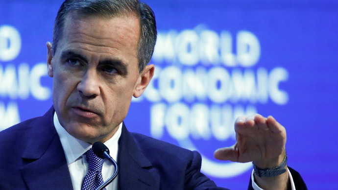 Bank of England chief 'delusional' to claim UK escaped debt trap - economist