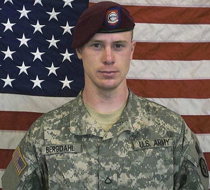 US Army Sergeant Bowe Berghdal (Reuters/U.S. Army)