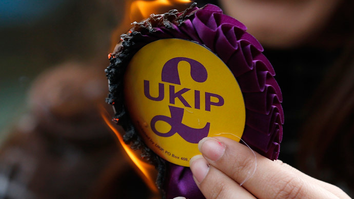 ​UKIP dumps would-be MP over racist Facebook rant