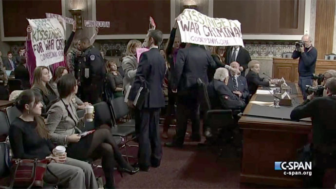 McCain boots 'low-life scum' from Senate hearing