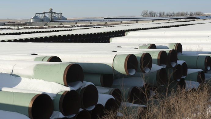 Senate approves Keystone XL pipeline despite veto threat