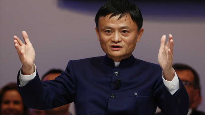 Alibaba's Ma dethroned as China's richest man after $1.4bn one-day loss