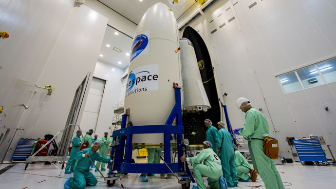 European 'space taxi' set to test-launch in mid-February