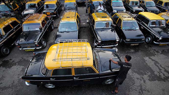 Delhi rape survivor sues Uber taxi app