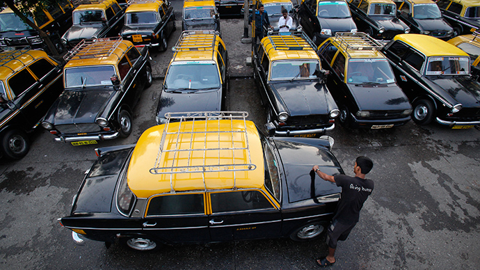 Delhi rape survivor sues Uber taxi app