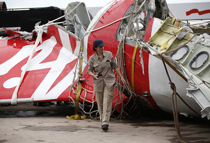 AirAsia captain left seat to fix computer system before jet lost control – reports 23546465