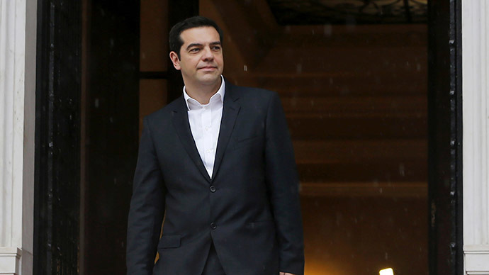 'Busy' Greek prime minister to meet Angela Merkel 'in due time'