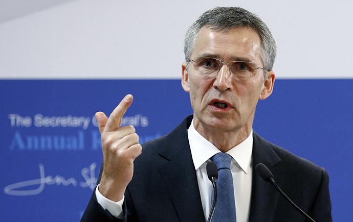 NATO Secretary General Jens Stoltenberg. (Reuters/Francois Lenoir)