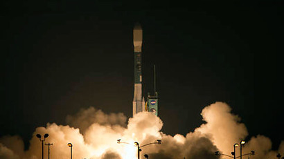 Japan launches new spy satellite (VIDEO)