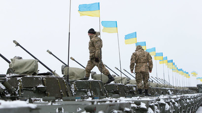 US sending weapons to Kiev 'not the answer' to Ukraine crisis – White House adviser