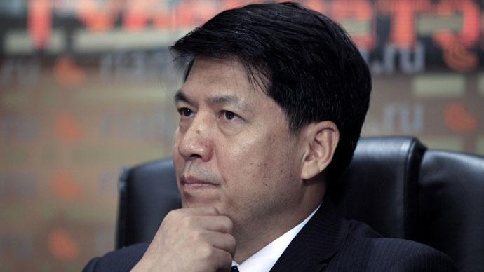 Ruble slump won't damage trade with China - ambassador