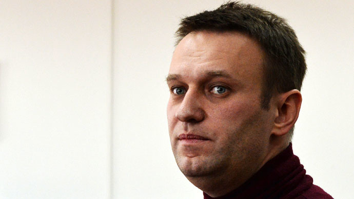 Opposition figure Navalny announces parliamentary ambitions