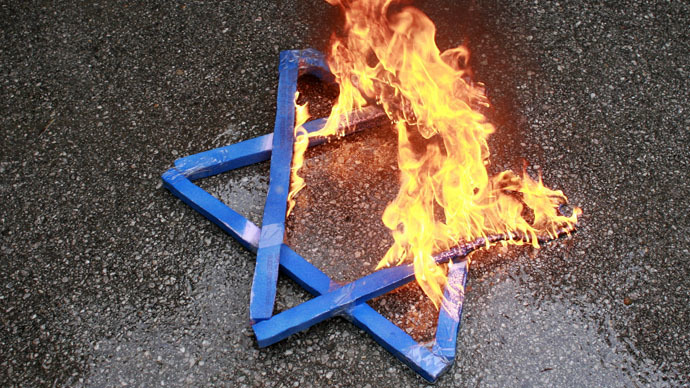 'Jewification of Great Britain': Anti-Semitic protest planned in London