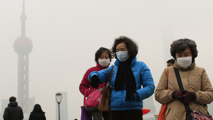 Air in 90% of China's cities still not safe for breathing, despite 'war on pollution'