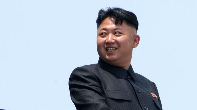 North Korean leader Kim Jong-un (RIA Novosti)