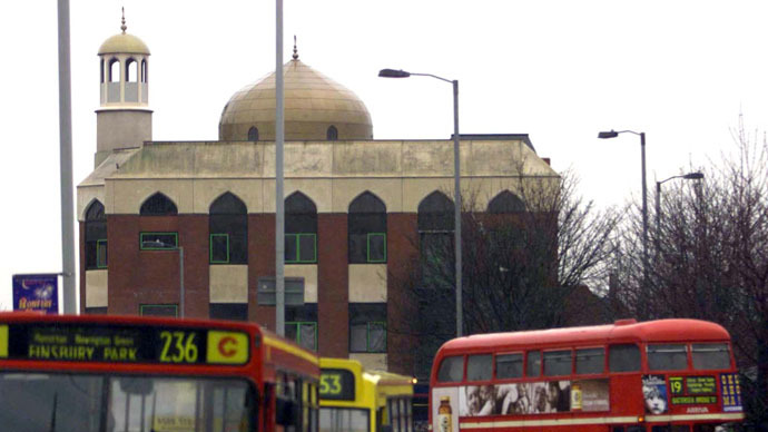 ​UK mosques open day aims to ease 'tensions around terrorism'