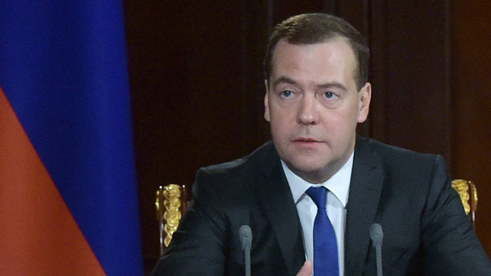 Russian PM bans machinery imports for municipal and state needs
