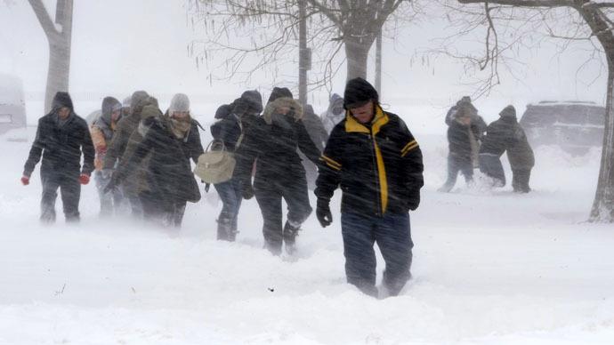Boston snowstorm forces new delay on Tsarnaev trial