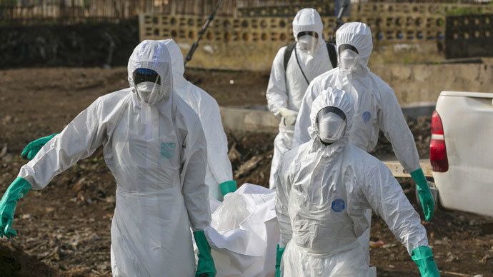 ​UK military experts warn of 'weaponized Ebola' – report