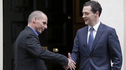 Greek, German finance ministers 'didn't even agree to disagree'