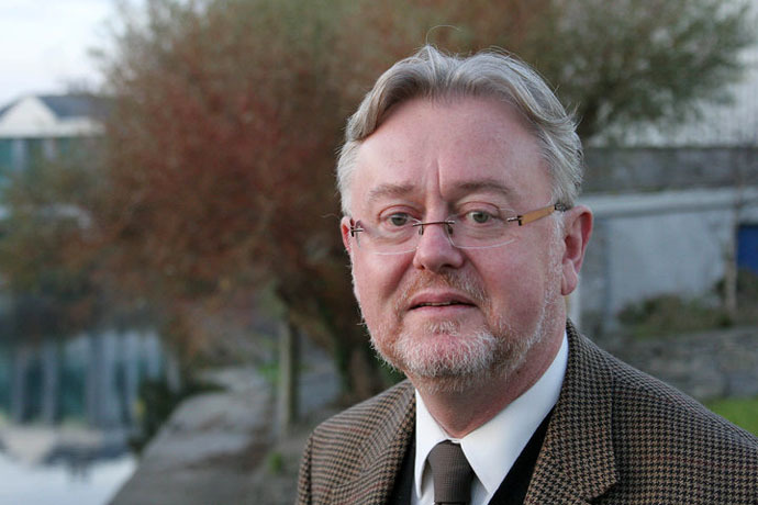 William Schabas (Photo from facebook.com)