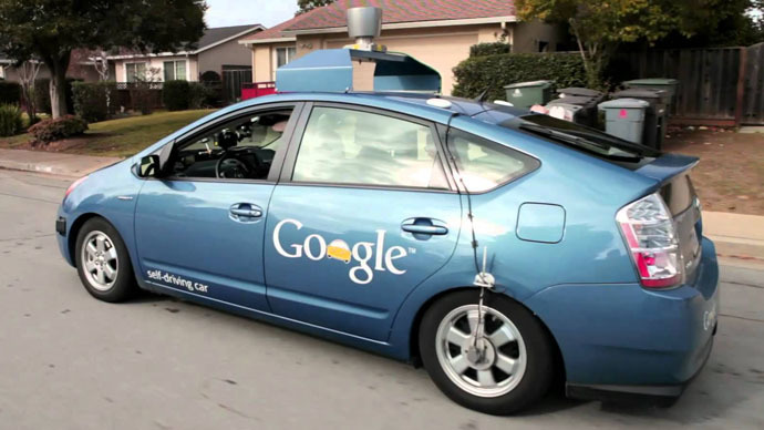 Google to drive wedge into Uber's car ambitions?