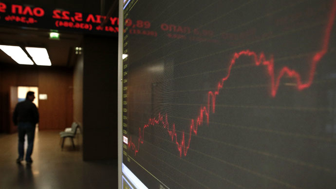 ​Greek stocks rise after new cabinet offers 'smart debt engineering'