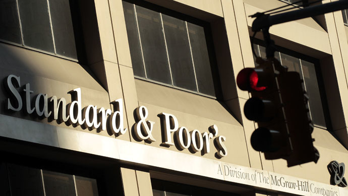 S&P to pay $1.4 billion settlement to end probe stemming from '08 recession