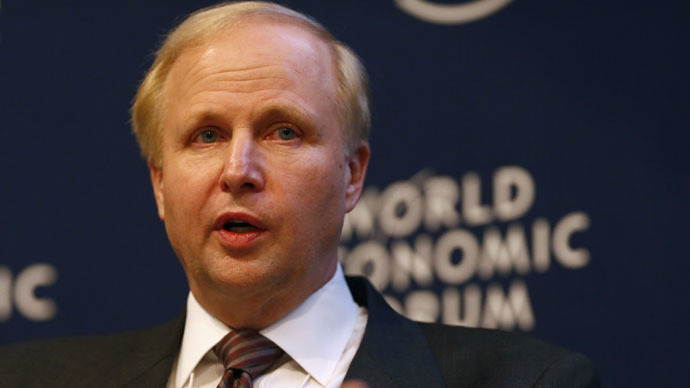 BP considering investing more in Russia - CEO