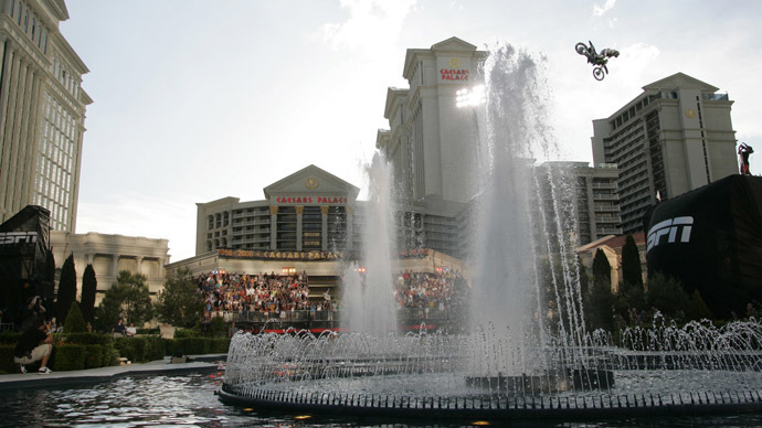 ​Evidence in Vegas hotel betting sting unlawfully obtained through 'ruse', rules judge