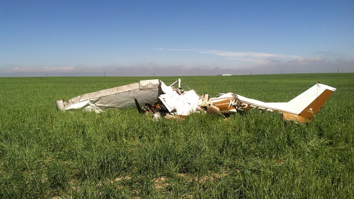 Selfies turn lethal: Deadly 'distraction' thought to have caused plane crash