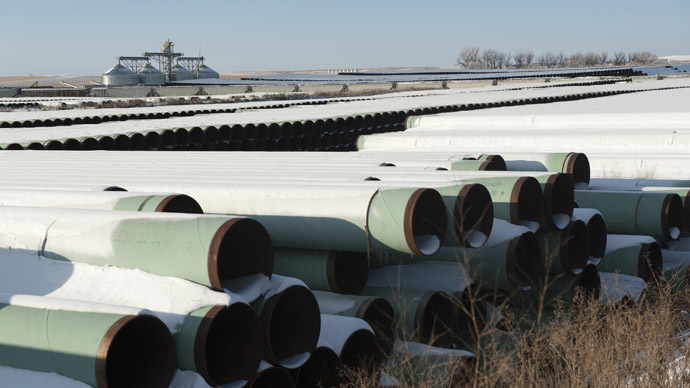 EPA criticizes State Dept's Keystone XL pipeline conclusions