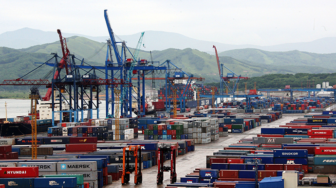 Russia to construct $530mn coal port in Far East